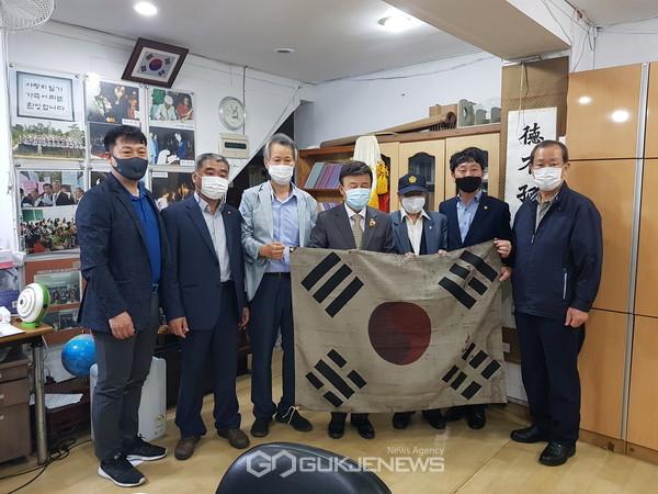 인간성회복추진협의회, 독립유공자 후원행사 개최